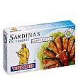Sardinillas en tomate 8/10 65 g Vigilante