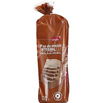 Aliada pan de molde integral Bolsa 820 g