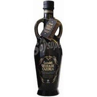 S. de CAZORLA Anfora Aceite de oliva virgen extra Botella 50 cl