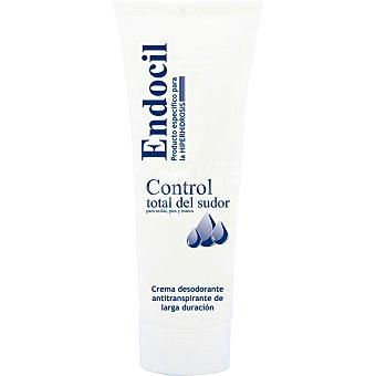 ENDOCIL Desodorante en crema antitranspirante larga duracion Tubo 125 ml