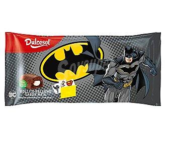 DULCESOL BATMAN Bollitos rellenos sabor nata batman 4 uds. 180 g
