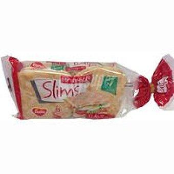 DULIA Slims Pan de sandwich clásico paquete 270 g