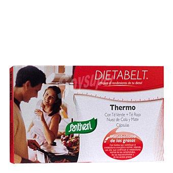 Santiveri Thermofat dietabelt viales 100 ml