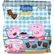 Peppa Pig mini cookies paquete 210 g paquete 210 g Maxies