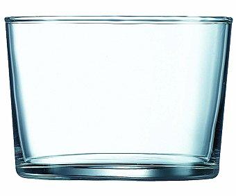 ARCOROC Pack de 4 vasos pequeños modelo Chiquito, con capacidad de 23 centilitros y fabricados en vidrio 1 Unidad