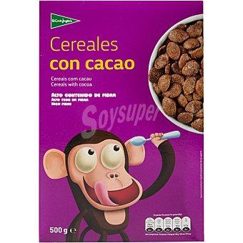 Aliada Cereales de desayuno de trigo tostado y chocolateado con 8 vitaminas y hierro  g