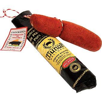 Munar Sobrasada de Mallorca de porc negre picante I. G. P. pieza 400 g 400 g