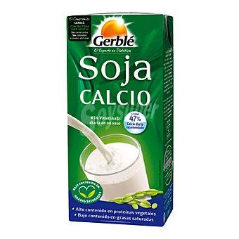 Gerblé Bebida de soja Calcio sabor vainilla 1 l
