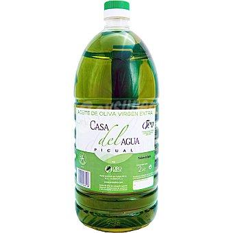 CASA DEL AGUA aceite de oliva virgen extra picual bidon  2 l