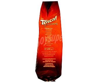 Toscaf Café en grano torrefacto 250 Gramos
