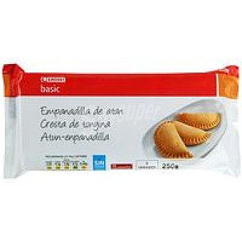 Eroski Basic Empanadillas de atún Bandeja 250 g