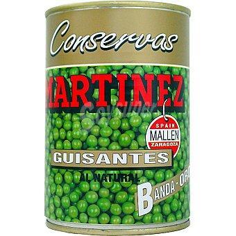 Martinez Guisante fino Lata 250 g