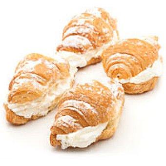 Los Jovianes Croissant relleno Bandeja 215 g