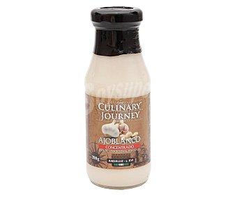 Culinary journey Salsa de ajo blanco concentrado 200 g