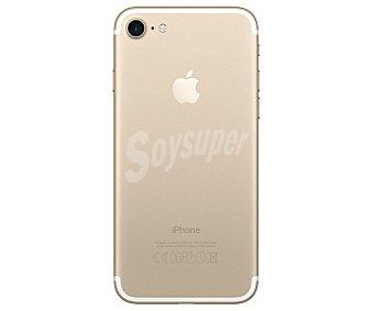 """iOS Smartphone libre iphone 7 Oro, procesador: A10, almacenamiento: 32GB, pantalla: 4.7"""" 1334 x 750px, cámara: 12 Mpx, conectividad , sensor de huella dactilar, 10 4G"""