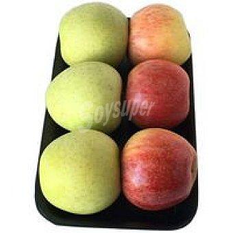 MIX de manzanas Bandeja 940 g