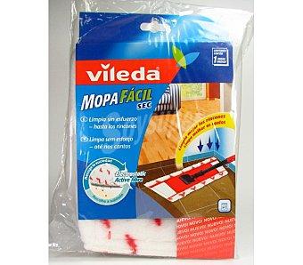 Spontex Recambio de mopa Microfibre Extra Envase 1 unidad