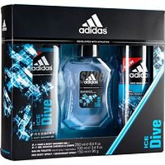 ADIDAS Colonia Ice Dive frasco 100 ml