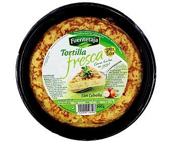 Fuentetaja Tortilla Fresca con Cebolla 300g