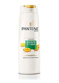 Pantene Pro-v Champú suave y liso Bote de 270 ml
