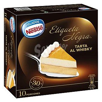 Helados Nestlé Tarta helada de whisky Caja 1 litro