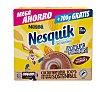 Cacao en polvo 5 kg.+ 700 g Nesquik Nestlé