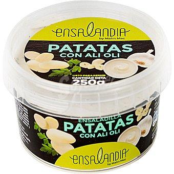 Mahn Mac Ensalada de patata con ali oli Envase 250 g