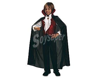 My other me Disfraz infantil Vampiro gótico, talla de 3 a 4 años Vampiro Gótico 3-4 años