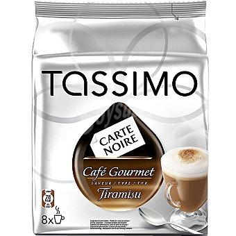 Tassimo Cápsulas Café Tiramisú 8 c - 460 g