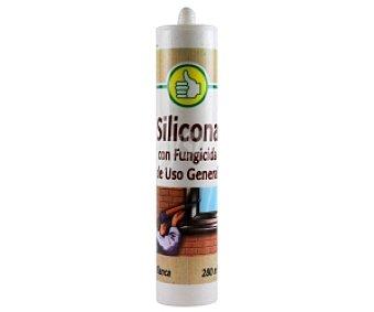 Productos Económicos Alcampo Silicona Blanca 280ml