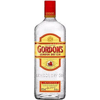 Gordon's Ginebra inglesa envase de plástico botella 1 l 1 l