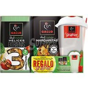 Gallo Pasta vegetal shaker Pack 900
