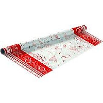 ROMAN Mantel rojo 5x1 Pack 1 unid
