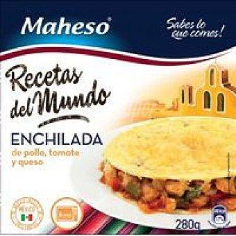 Maheso Enchilada Bandeja 280 g
