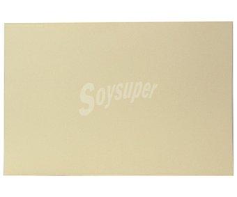 APLI Plancha de Foam, Goma Eva de color Piel Dimensiones 400x600x2 Milímetros 1 Unidad