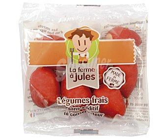 FRESQUIA Rabanitos rojos (lavados y listos para consumir) 100 gramos