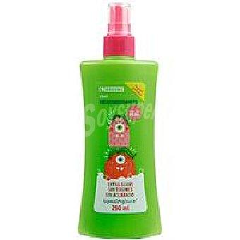 Eroski Desenredante de manzana para niños Spray 250 ml