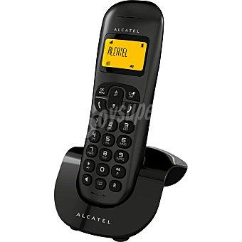 ALCATEL C250 Teléfono inalámbrico en color negro