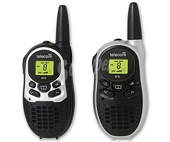 SPC TELECOM 0112 Walkie Talkies