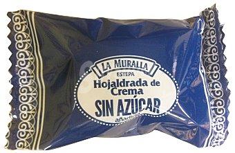 La Muralla Surtido granel hojaldrada de crema sin azúcar 1 u (50 g)
