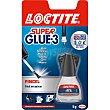 Super Glue-3 pegamento Pincel universal instantaneo tubo 5 g Tubo 5 g Loctite