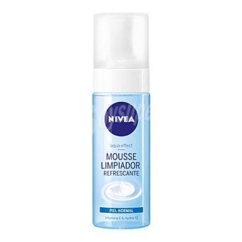 Nivea Limpiador facial mousse refrescante para piel normal 150 ml