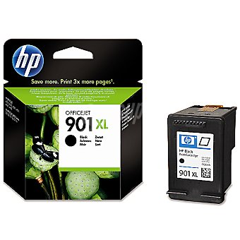 HP Nº 901 XL cartucho color negro
