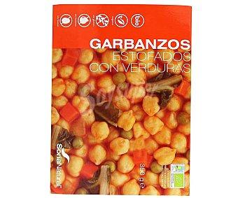 Soria Natural Garbanzos estofados con verduras, ecológicos 300 g