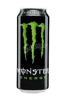 Monster Bebida energetica green Lata 50 cl