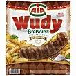 Salchicha Bratwurst Sobre 360 g AIA Wudy