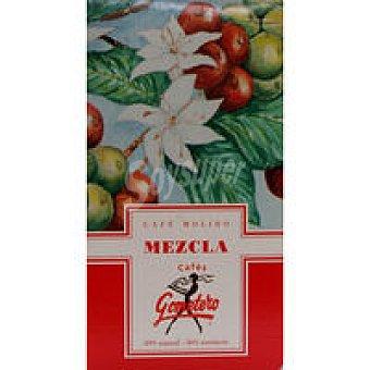 Gometero Café molido mezcla 50/50 Paquete 250 g