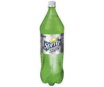Sprite Refresco lima limón light botella 2 l