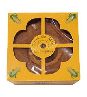 Torta de Maiz Bandeja de 650 gr.