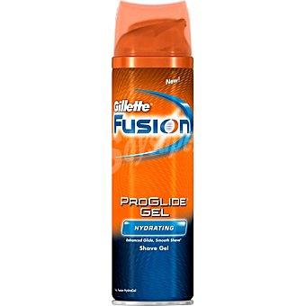 GILLETTE FUSION PROGLIDE gel de afeitar hidratante tamaño viaje spray 75 ml Spray 75 ml